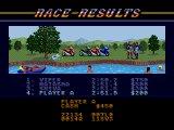 Road Rash (Sega MegaDrive) - Результат заезда