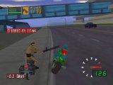 Cкриншот Road Rash 64 (Nintendo 64)