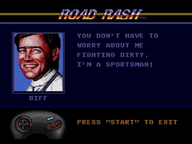 Совет от гонщика